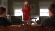 Anna Paquin - True Blood S04E09; slinky body in red lingerie/underwear/bra and panties (Blu-ray 720p)