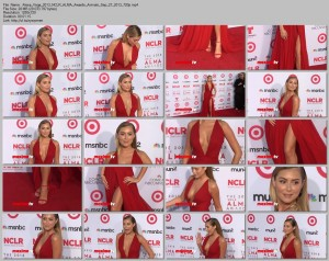 Alexa Vega | 2013 NCLR ALMA Awards - Arrivals | Sep 27, 2013 | 720p
