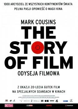 Przód ulotki filmu 'The Story Of Film - Odyseja filmowa'