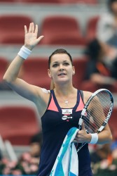 Agnieszka Radwanska - 2013 China Open Day 2 in Beijing 9/29/13