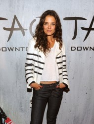 Katie Holmes - TAO Downtown Grand Opening in NYC 9/28/13