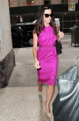 Sandra Bullock - Out in NYC 10/3/13