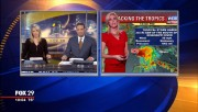 Caitlin Roth -weatherperson- Fox29 Philadelphia PA Oct 5 2013