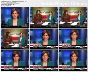 DARYA FOLSOM - kron4 newsbabe - 2.28.2005