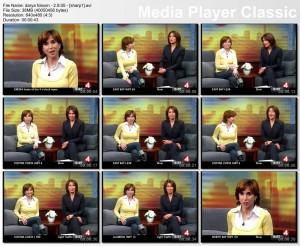 DARYA FOLSOM - kron4 newsbabe - 2.9.2005
