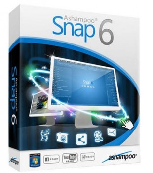 Ashampoo Snap 6.0.9 Multilingual