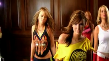 Girls Aloud - Jump - Video - Caps!