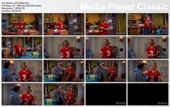 Kaley Cuoco | The Big Bang Theory s07e04 | 720p