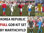 download [PES2014] Korea Republic Full GDB by marthchyld