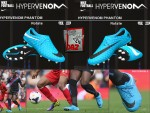 download PES 2014 blue hypervenom boot by H.F.T