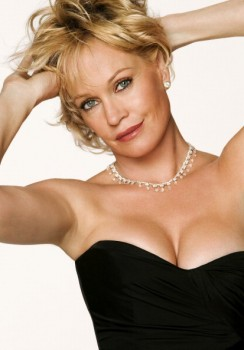 MELANIE GRIFFITH sexy portrait