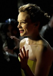 Carey Mulligan - 'Inside Llewyn Davis' Screening in London 10/15/13