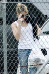 Emma Roberts - Out in New Orleans 10/16/13