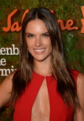 Alessandra Ambrosio - Wallis Annenberg Center for the Performing Arts Inaugural Gala in Beverly Hills 10/17/13
