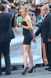 Scarlett Johansson - Nice *** Shot From The Don Jon Premiere in Toronto on September 10, 2013