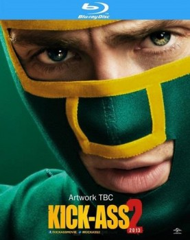 Kick-Ass 2 (2013) 720p HDRip x264 AC3-UNiQUE