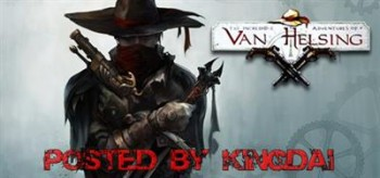 The Incredible Adventures of Van Helsing Update v1.1.25 Incl DLC-RELOADED