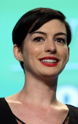 Anne Hathaway - Victory Fund Champagne Brunch in Beverly Hills 10/20/13