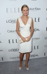 Brie Larson - ELLE's 20th Annual Women In Hollywood Celebration 10/21/13