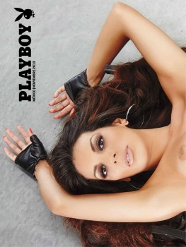 Vanessa Calzada La Bujia Revista Playboy