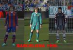 download pes 2014 Barcelona 1996 Kit Set by Falcao_9
