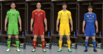 download pes 2014 Ukraine 2012-2013 Kit Set by Michael
