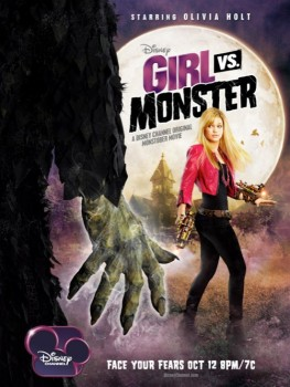 ������� ������ ������� / Girl Vs. Monster (2012)