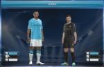 pes 2014 Manchester City 13-14 GDB Set By BlackSeaTigerS