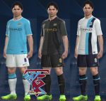 download Manchester City 13-14 GDB Set By BlackSeaTigerS