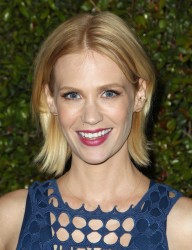 January Jones - Chloe Los Angeles Fashion Show & Dinner 10/29/13
