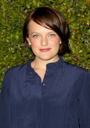 Elisabeth Moss - Chloe Los Angeles Fashion Show & Dinner 10/29/13
