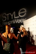 Joanna JoJo Levesque - Los Angeles Fashion Week - October 16, 2013