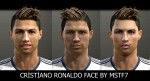 download pes 2013 Cristiano Ronaldo Face Pack By MSTF7