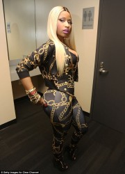 Nicki Minaj - Power 105.1's 2013 Powerhouse in NYC 11/2/13