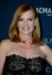 Marg Helgenberger - LACMA 2013 Art + Film Gala in LA 11/2/13