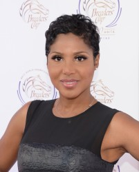 Toni Braxton - 30th Annual Breeders� Cup �Songs In The Saddle: The Infield Music Fest� 11/2/13