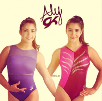 Aly Raisman - Instagram and Twitter Thread