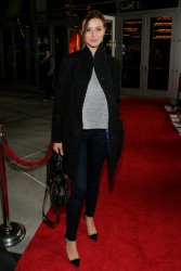 Alyson Michalka - 'How I Live Now' premiere in Hollywood 11/5/13