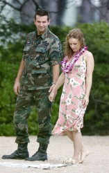 Rachel McAdams - on the set of Untitled Cameron Crowe project in Hawaii 11/6/13