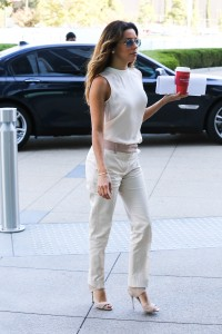 8b36a2287255085 Eva Longoria – out and about candids in Century City