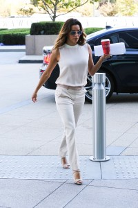 a477a3287255015 Eva Longoria – out and about candids in Century City