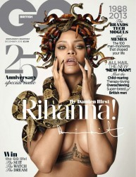 Rihanna GQ UK digital edition Dec 2013 8