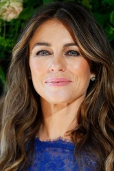 Elizabeth Hurley - Queenspark breakfast in Sydney 11/8/13