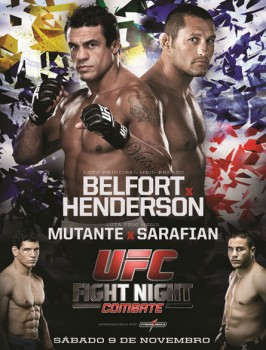 UFC Fight Night 32: Belfort vs. Henderson (2013) .x264 .mkv hdtv 720p eng