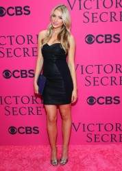 Katrina Bowden - 2013 Victoria's Secret Fashion Show in NYC 11/13/13