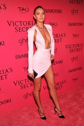 Candice Swanepoel - Victoria's Secret Fashion After Party at TAO Downtown New York, November 13 2013