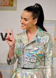 Katy Perry - 'Prism' Photo Call in Cologne, Germany 11/15/13