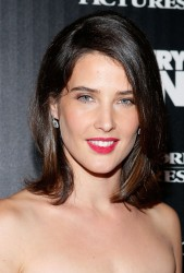 Cobie Smulders - 'Delivery Man' screening in NY 11/17/13