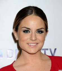 JoJo Levesque Looking Hot at the G.B.F. Premiere in Los Angeles on November 19, 2013