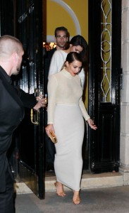 c1202b290002121 Kim Kardashian and Kendall Jenner – out and about *see thru* candids in New York